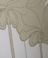 decoro parete color oro in antis pistoia