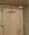 doccia effetto sauna arredamento bagno originale